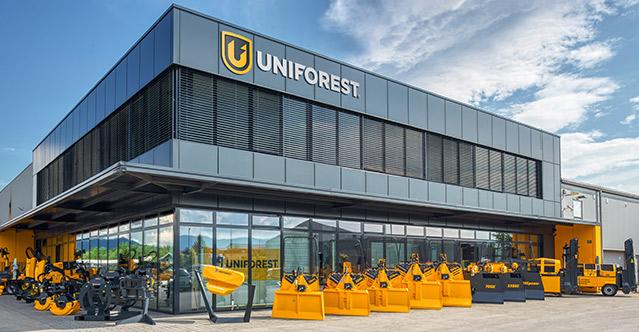 Uniforest Usine